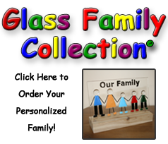 Create Your Own Family with Glass Family Collection